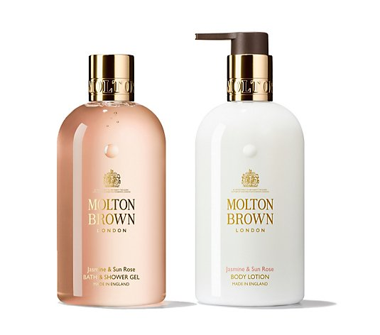 Molton Brown Jasmine & Sun Rose Body Duo 300ml