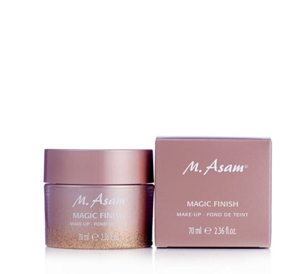 M. Asam Magic Finish Rose Gold Sparkling Edition 70ml