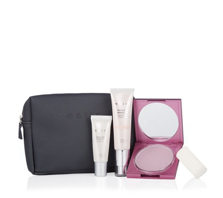 Mally Wake Up Your Makeup Redux Collection With Bag