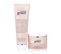 Philosophy Amazing Grace Indulgent Shimmering Body Collection - 233520