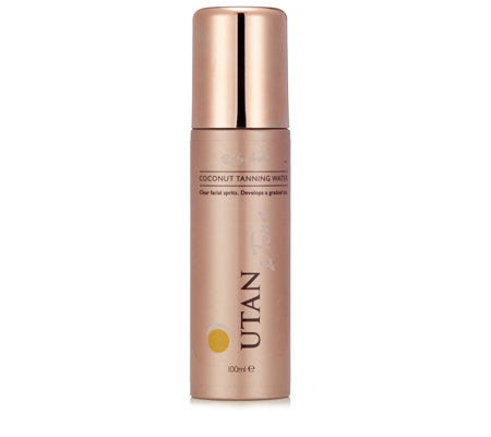 Utan & Tone Coconut Tanning Water Face 100ml