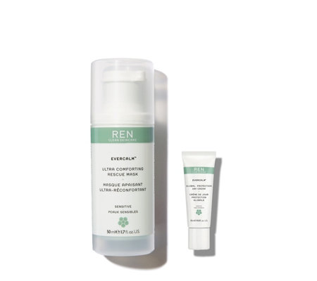 Ren Clean Skincare Evercalm Ultra Comforting Rescue Mask 50ml