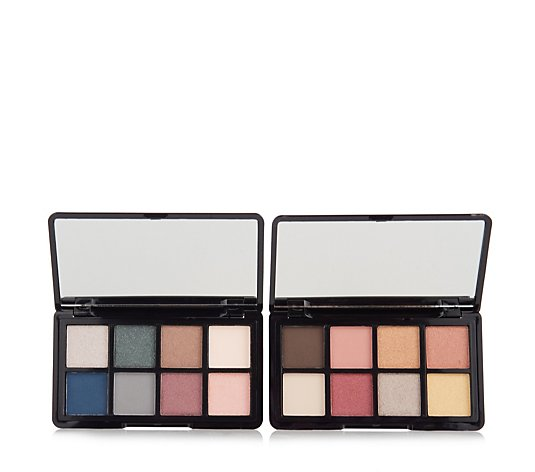 Laura Geller Luxe Finishes Eyeshadow Palette Collection