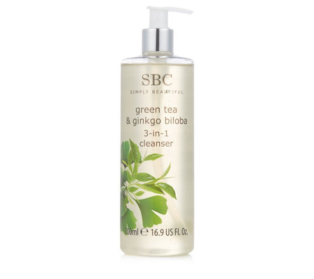 SBC All Skins 3 in 1 Cleanser 500ml
