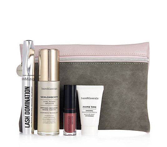 Bareminerals Travel Brighter Collection