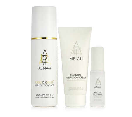 Alpha-H 3 Piece Supersize Skincare Favourites Collection