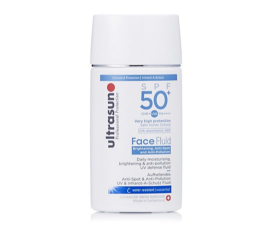 Ultrasun Sun Protection Face Fluid SPF 50+ 40ml