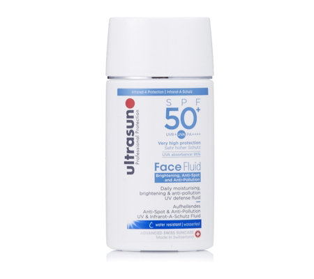 Ultrasun Sun Protection Anti-Pollution Face Fluid SPF 50+ 40ml
