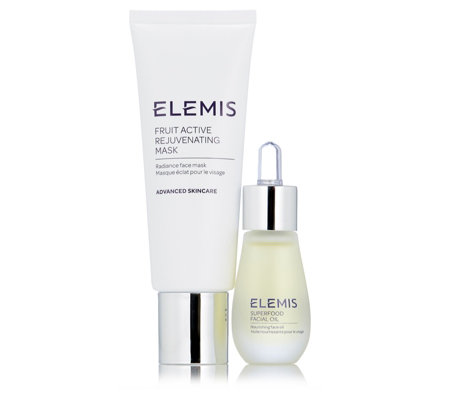 Elemis Superfood Facial Oil & Fruit Active Rejuvenation Mask