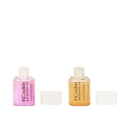 INC.redible Brighten Up Brightening Drops Duo