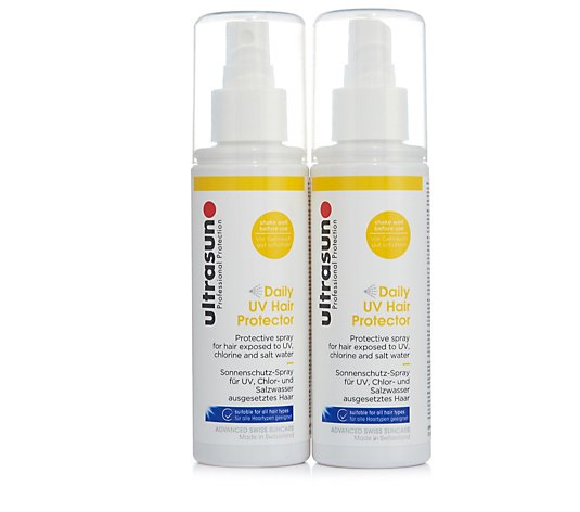 Ultrasun Sun Protection UV Hair Protector 150ml Duo