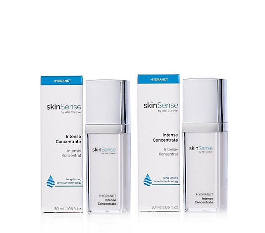 Skinsense Hydranet Intense Concentrate 30ml Duo