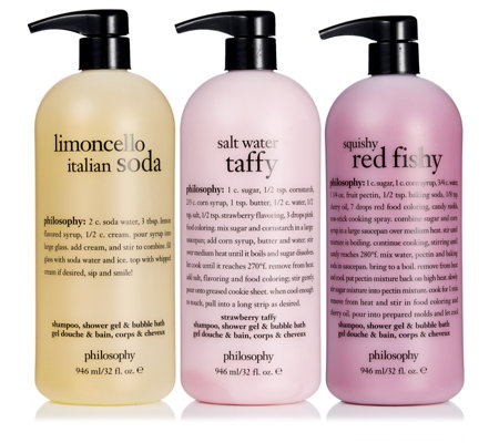 Philosophy American Candy Shop Shower Trio