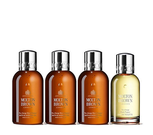 Molton Brown 4 Piece Fragrance Layering Collection