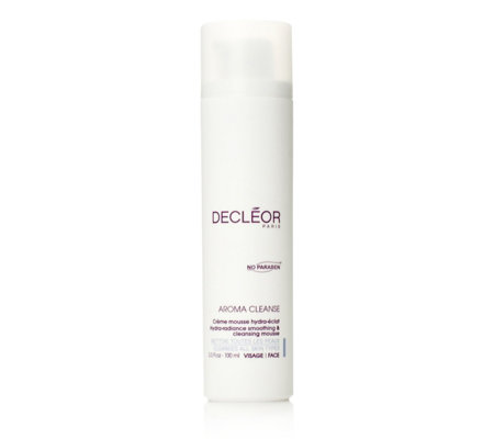 Decleor Hydra Radiance Smoothing Cleansing Mousse 100ml