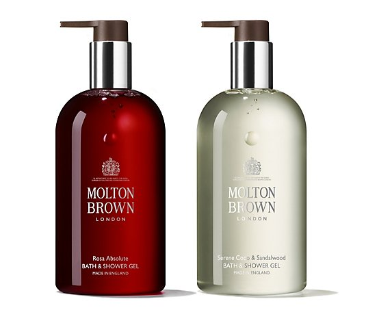 Molton Brown 2 Piece Supersize Luxury Bodywash Set 500ml