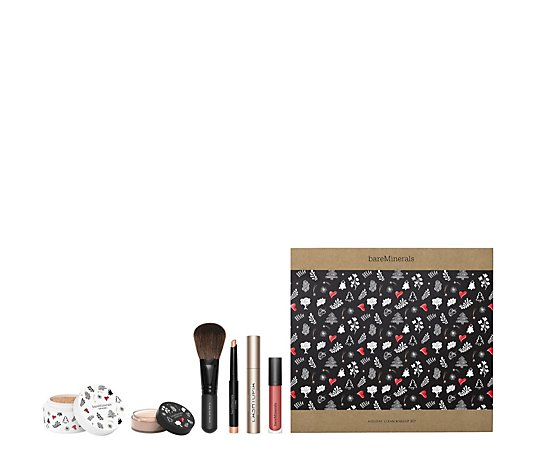 Bareminerals 6 Piece Clean Make-Up Collection