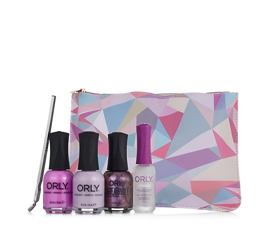 Orly 5 Piece Scenic Route Collection & Bag