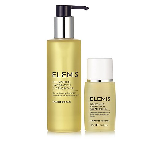 Elemis Nourishing Omega-Rich Cleansing Oil Home & Away