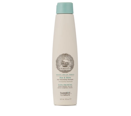 Tweak'd Rhassoul Rise And Shine Volumising Shampoo 267ml