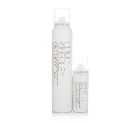 Philip Kingsley One More Day Home & Away Dry Shampoo