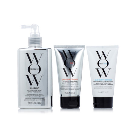 Color Wow 3 Piece Dream Hair Collection