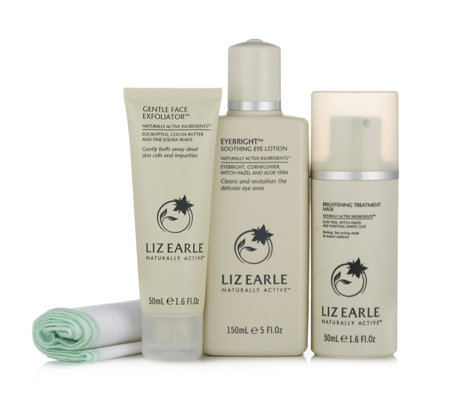 Liz Earle 3 Piece Bespoke Treatments Collection