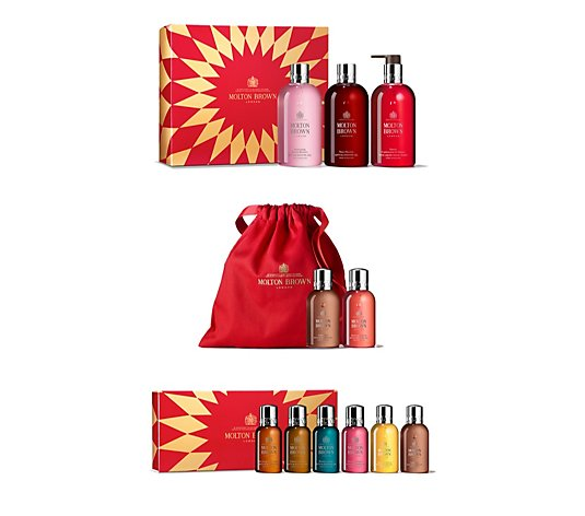 Molton Brown 11 Piece Ultimate Luxury Collection