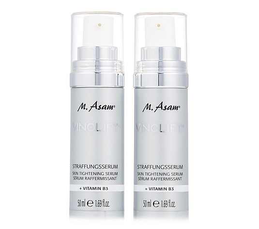 M. Asam Vinolift Skin Tightening Serum 50ml Duo