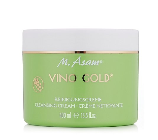 M. Asam Vino Gold Cleansing Cream 400ml