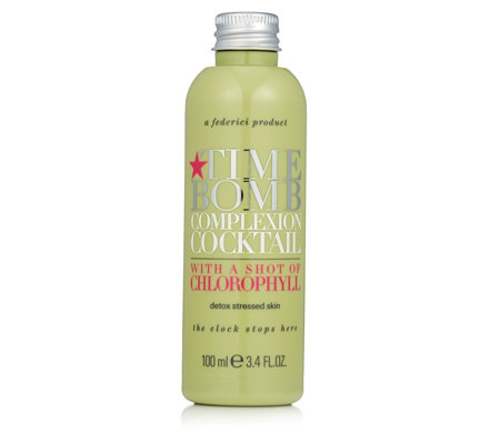 Lulu's Time Bomb Chlorophyll Complexion Cocktail 100ml