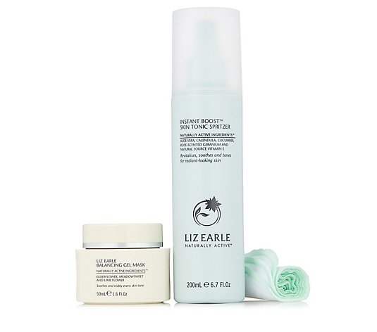 Liz Earle Rebalance & Refresh Skincare Duo