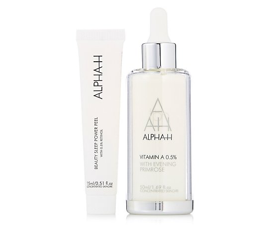Alpha-H Supersize Retinol Rebuild Duo