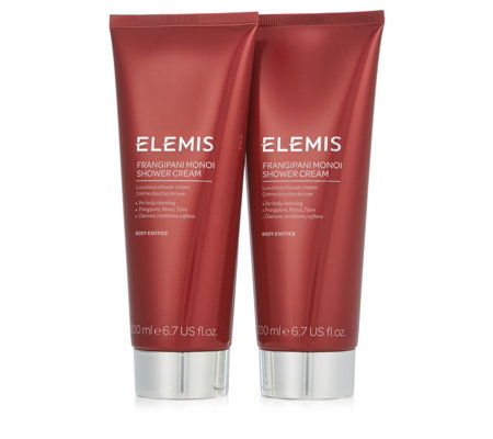 Elemis Frangipani Shower Duo