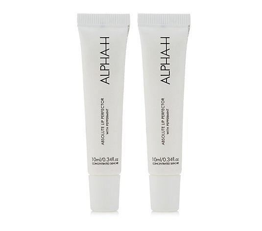 Alpha-H Absolute Lip Perfector 10ml Duo