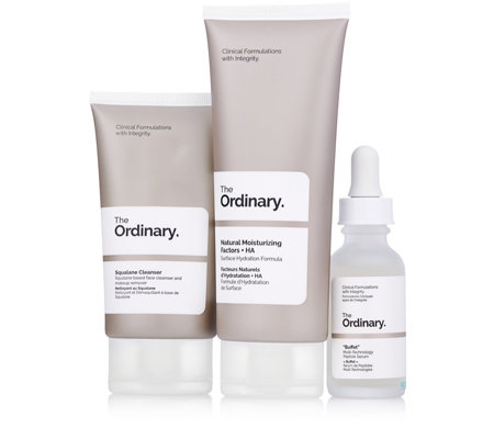 The Ordinary Simple Skin 3 Piece Collection