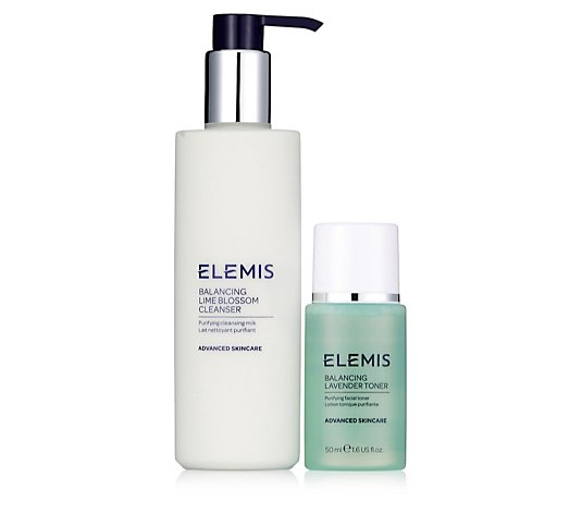 Elemis Cleanser & Toner Set