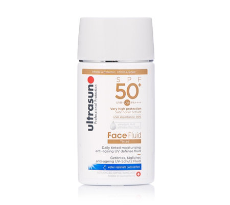 Ultrasun Sun Protection Tinted Face Fluid Anti-Ageing SPF 50+ 40ml