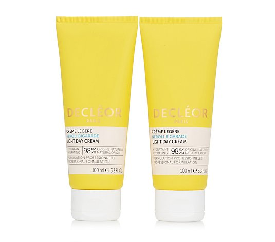 Decleor Neroli Bigarade Light Day Cream 100ml Duo