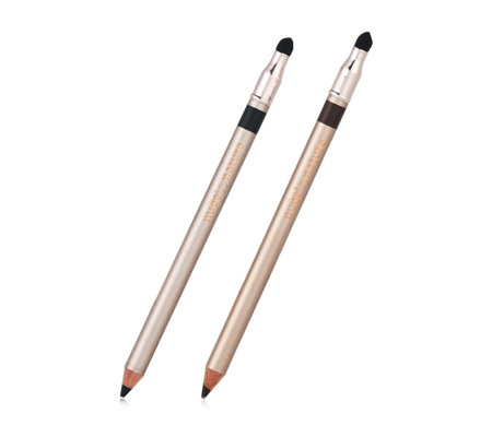 Nude by Nature Contour Eye Pencil Duo