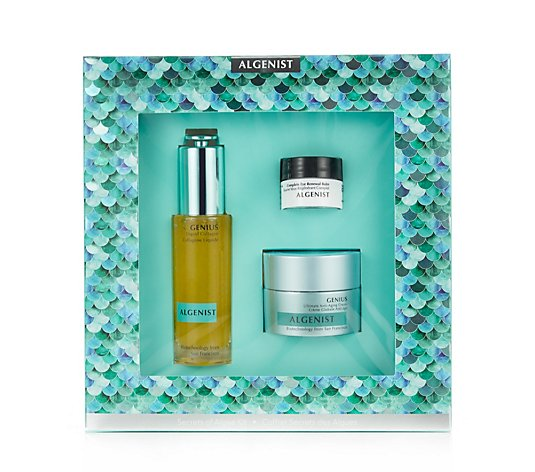 Algenist 3 Piece Secrets Of Algae Anti-Ageing Collection