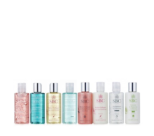 SBC Top to Toe 8 Piece Discovery Collection