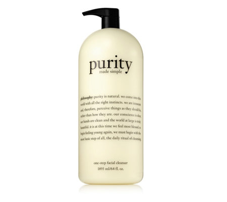 Philosophy Purity Supersize One Step Cleanser 1893ml
