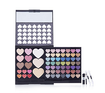 Love Urban Love Urban Beauty 69 Piece Heart Palette - 233333
