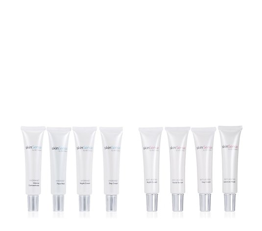 Skinsense 8 Piece Double Discovery Skincare Collection