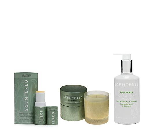 Scentered De-Stress Essential Wellbeing Kit