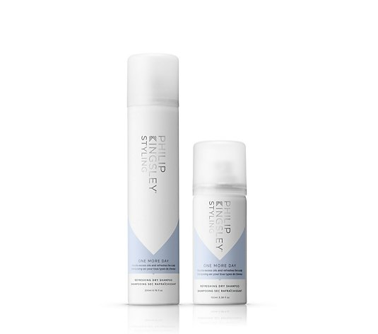 Philip Kingsley One More Day Dry Shampoo Home & Away Kit