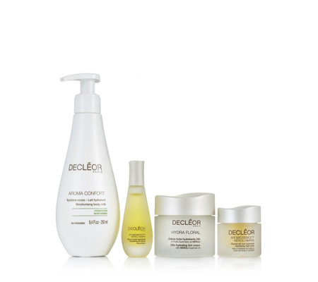 Decleor 4 Piece Hydrating Neroli Skincare Collection