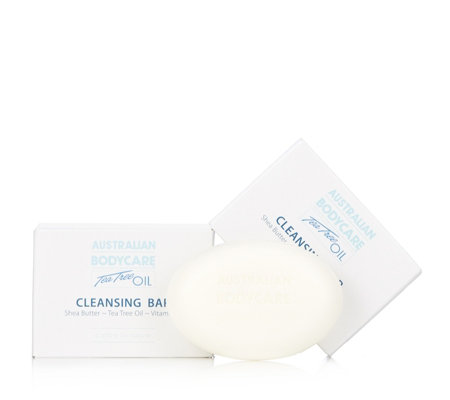 Australian Bodycare Cleansing Bar Trio