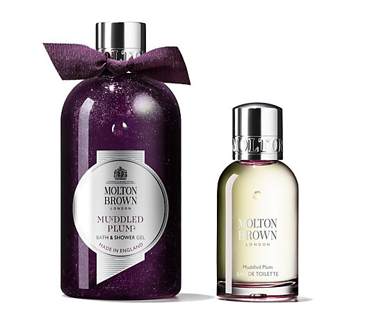 Molton Brown Muddled Plum Fragrance Layering Duo